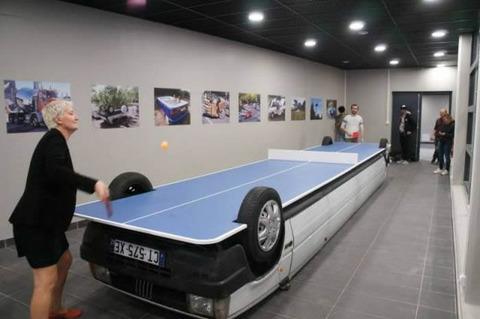 car_Table tennis