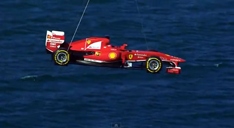 flying_ferrari_f1