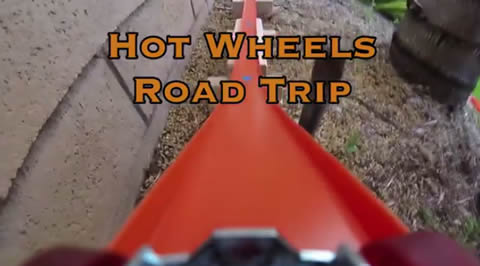 Hot Wheels Road Trip