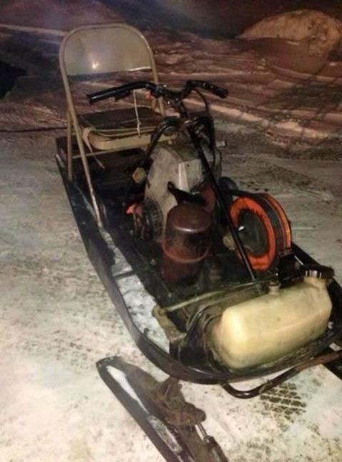 handmade_snowmobile