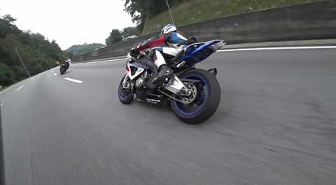 270kmh Street Race - Gixxer L8 MotoGP