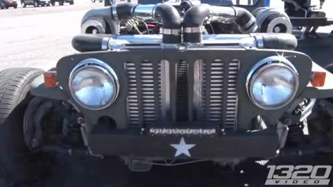 TT LSx Willys Jeep