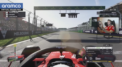 F1 Esports Virtual Grand Prix Highlights
