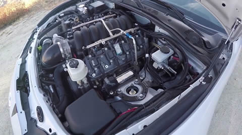 LS3 Swapped ND 2016 Mazda MX5