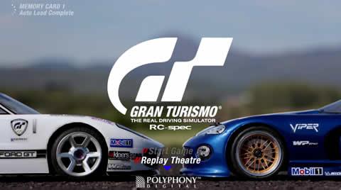 Gran Turismo RC-Spec