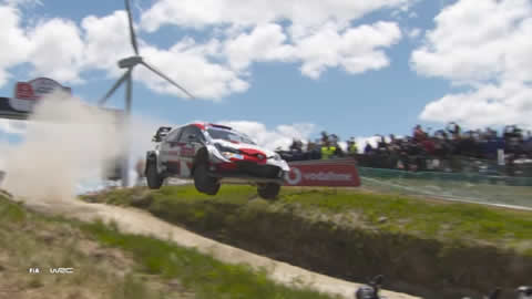 Wolf Power Stage Highlights WRC Portugal 2021