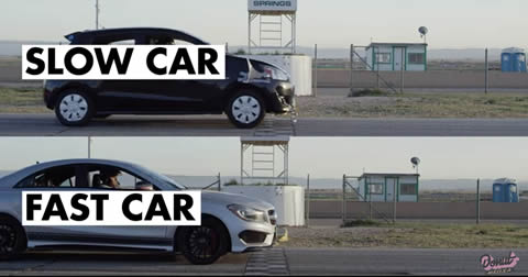 Fast Driver Slow Car vs Slow Driver Fast Car