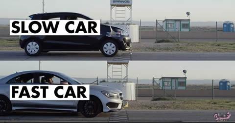 Fast Driver Slow Car vs Slow Driver Fast Car