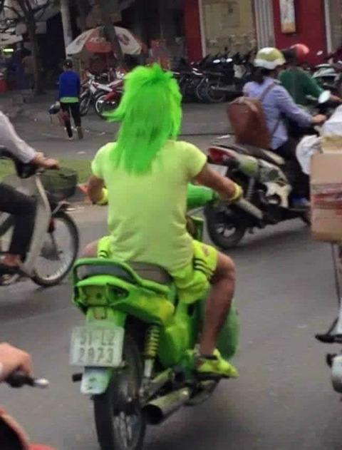 green_rider