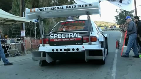 Group B Style 750Hp Evo III