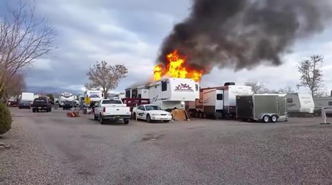 Tragic RV Explosion