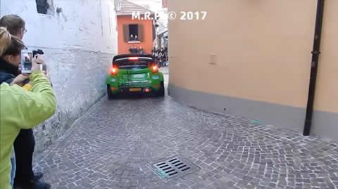 Rally del Rubinetto 2017 - Strettoia di Prelo