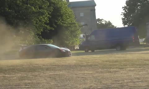 Bugatti Veyron WRC RALLY STAGE