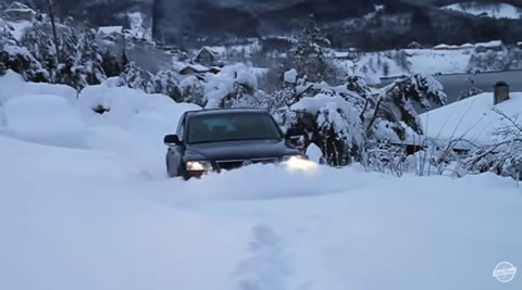 7 Daily Driven Cars That Can Be A Snow Plow