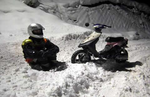 scooter_snowdrift