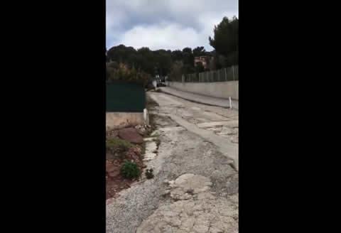 excavator drift DEJA VU