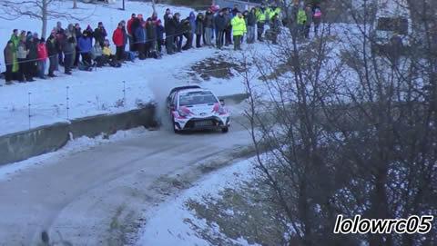 Rallye Monte Carlo 2017 Shakedown (SHOW)