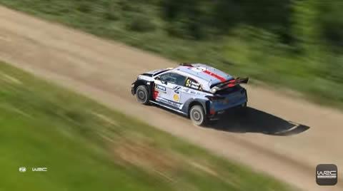 Neste Rally Finland 2017 Aerial Special