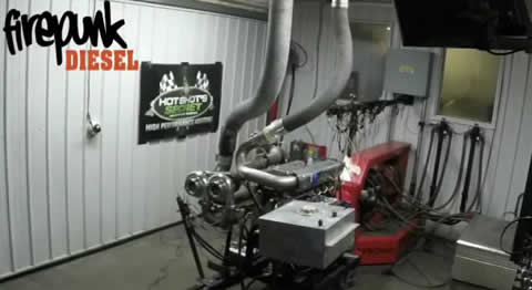 3000 HP CUMMINS DYNO EXPLOSION..WITH SOUND