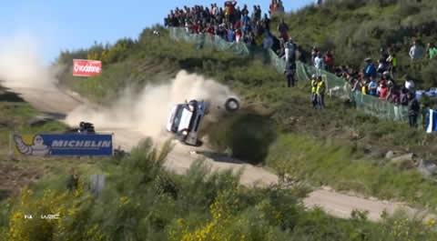 WRC MEMORABLE MOMENTS