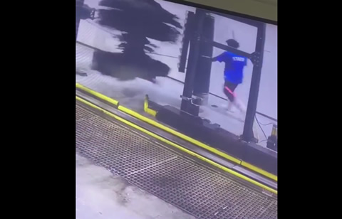 Car Wash Takes Employee for a Ride