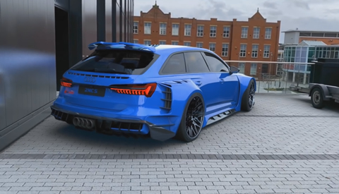 RS6 FROM HELL