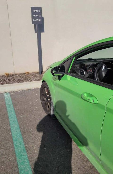 green_vehicle_parking