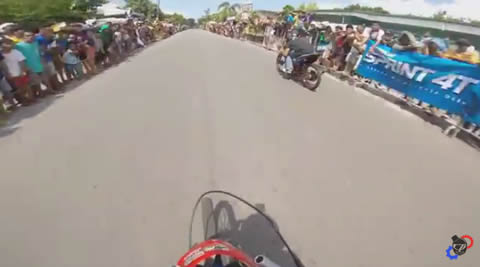 100cc dragracing