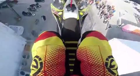 Evel_Knievel_Training
