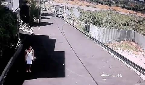 LiveLeak - WTF Accident