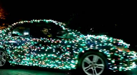 christmascar2012