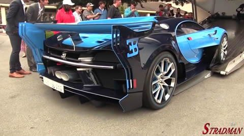 How to BREAK the Bugatti Vision Gran Turismo