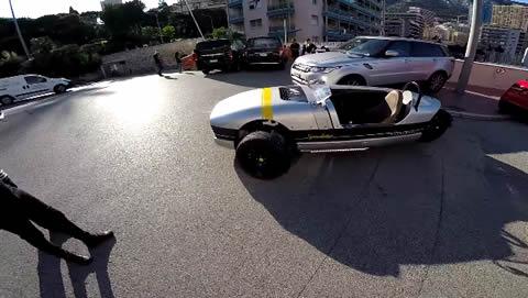 Vanderhall Venice Speedster Monaco Monte-Carlo 2019