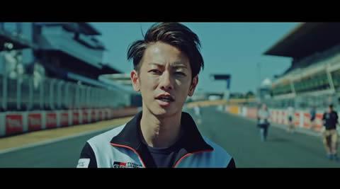 TOYOTA GAZOO Racing TAKERU SATOH LEMANS