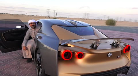 「Nissan GT-R50 by Italdesign」買うたった!