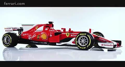 Ferrari SF70H - Unveiling