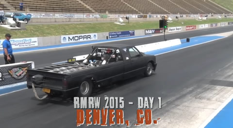 1200hp Twin Turbo STRETCHY TRUCK
