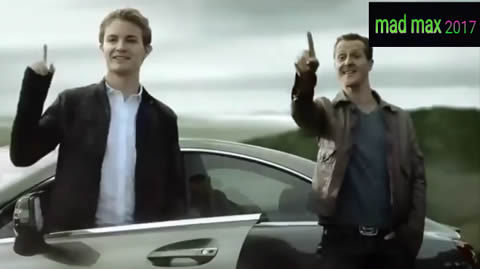 Formule 1 commercials very funny