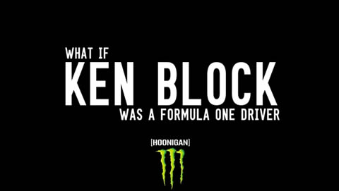 What if Ken Block was a Formula One Driver