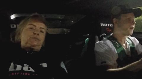 Grandma Gets the Drift