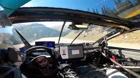 Randy Pobst Pikes Peak Hill Climb 2020