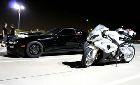 BMW_1000RR_vs_Toyota_Supra