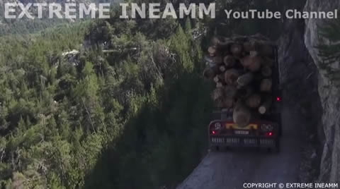 EXTREME TRUCK DRIVER
