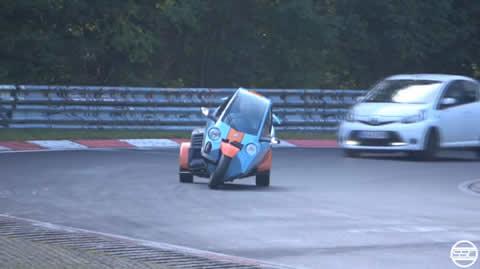 Nurburgring Mistakes