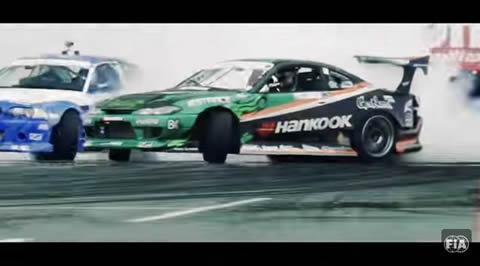 FIA Intercontinental Drifting Cup announced