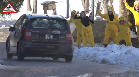 Rallye Hivernal du Dévoluy 2019