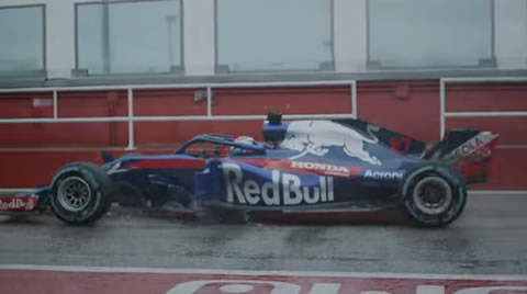 The STR13 in action