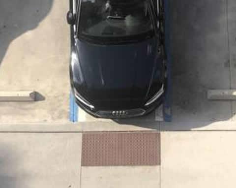 【画像】スキマ駐車