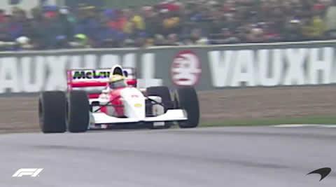 Commemorating Ayrton Senna
