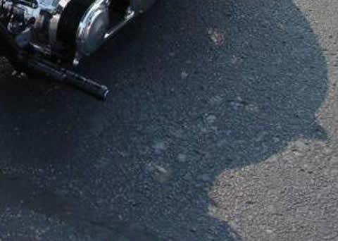【画像】スカル・バイク